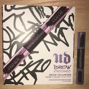 🎉 3/$15 Urban Decay Brow Endowed Volumizer Taupe
